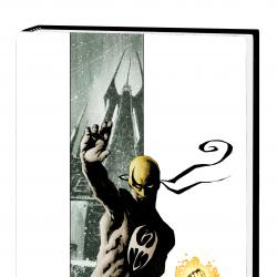 IMMORTAL IRON FIST VOL. 1: THE LAST IRON FIST STORY PREMIERE #0