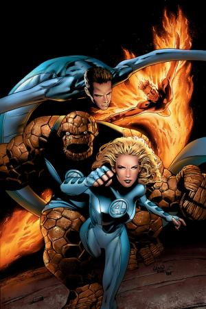 Ultimate Fantastic Four Vol. 5: Crossover (2006)