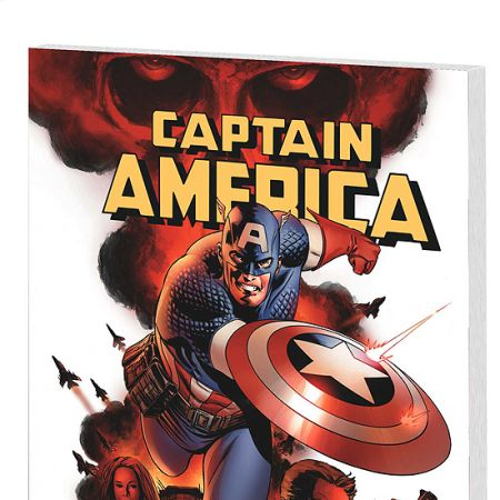 CAPTAIN AMERICA: WINTER SOLDIER VOL. 1 COVER