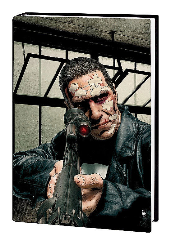 Punisher Max Vol. 2 (Hardcover)