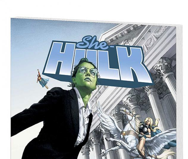 SHE-HULK VOL. 2: SUPERHUMAN LAW COVER