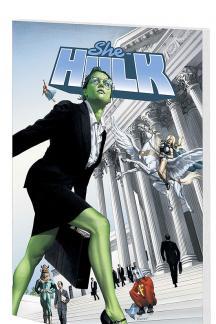 She-Hulk Vol. 2: Superhuman Law (Trade Paperback)