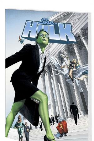 SHE-HULK VOL. 2: SUPERHUMAN LAW TPB (Trade Paperback)