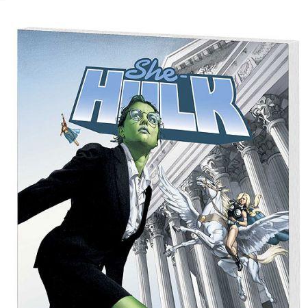 SHE-HULK VOL. 2: SUPERHUMAN LAW COVER