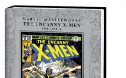MARVEL MASTERWORKS: THE UNCANNY X-MEN VOL. COVER