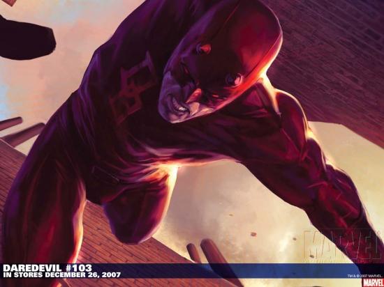 Daredevil (1964) #103 Wallpaper