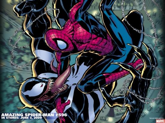 Amazing Spider-Man (1999) #596 Wallpaper