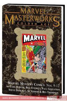 Marvel Masterworks: Golden Age Marvel Comics Vol. 3 (Hardcover)