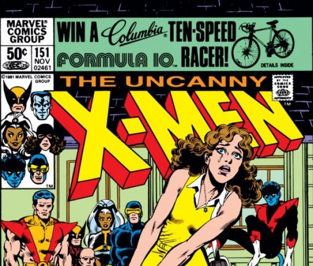 UNCANNY X-MEN #151