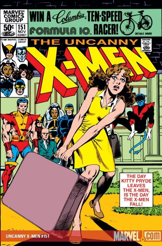 Uncanny X-Men (1981) #151