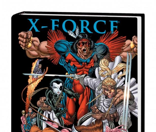 X-Force: Force to Be Reckoned with (2011)