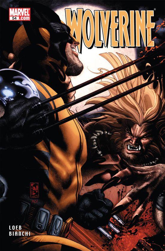 Wolverine (2003) #54
