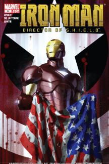 Iron Man: Director of S.H.I.E.L.D. (2007) #22