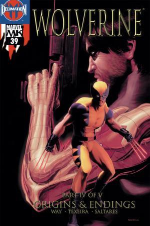 Wolverine (2003) #39