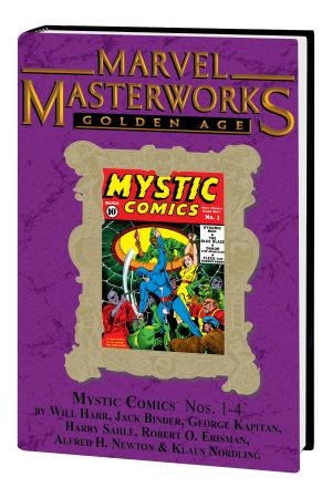 Marvel Masterworks: Golden Age Mystic Comics Vol. 1 (Variant) (Hardcover)