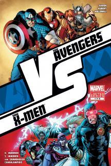 Avengers Vs. X-Men: Versus (2011) #1