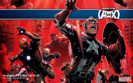 Avengers VS X-Men (2012) #7