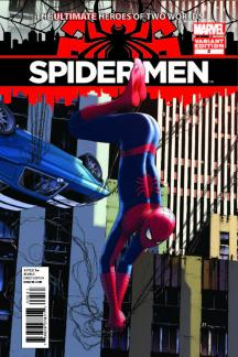 Spider-Men (2012) #5 (Tbd Artist Variant)