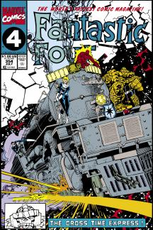 Fantastic Four (1961) #354