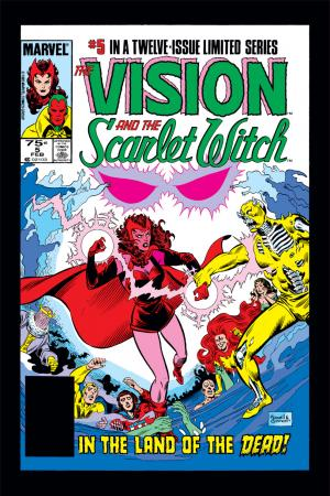 Vision and the Scarlet Witch #5