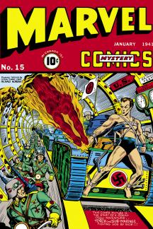 Marvel Mystery Comics #15