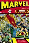 Marvel Mystery Comics (1939) #15 Cover