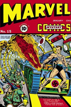 Marvel Mystery Comics (1939) #15