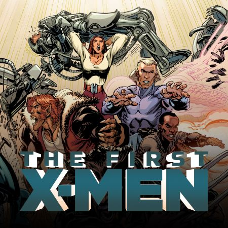 First X-Men Series