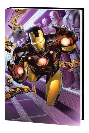 Iron Man Vol. 1: Believe (Hardcover)