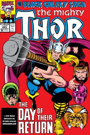 Thor (1966) #423