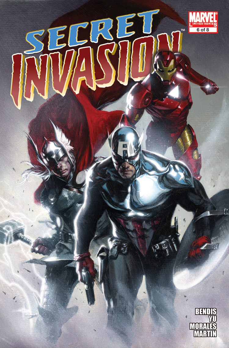 Secret Invasion (2008) #6