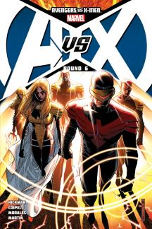 Avengers Vs. X-Men #6