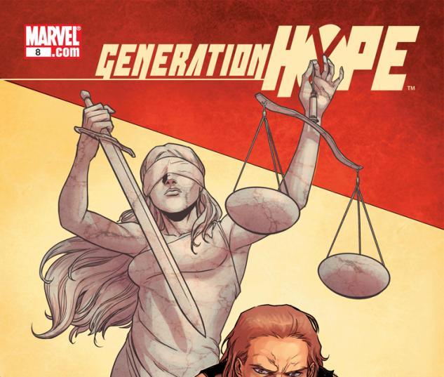 Generation Hope (2010) #8