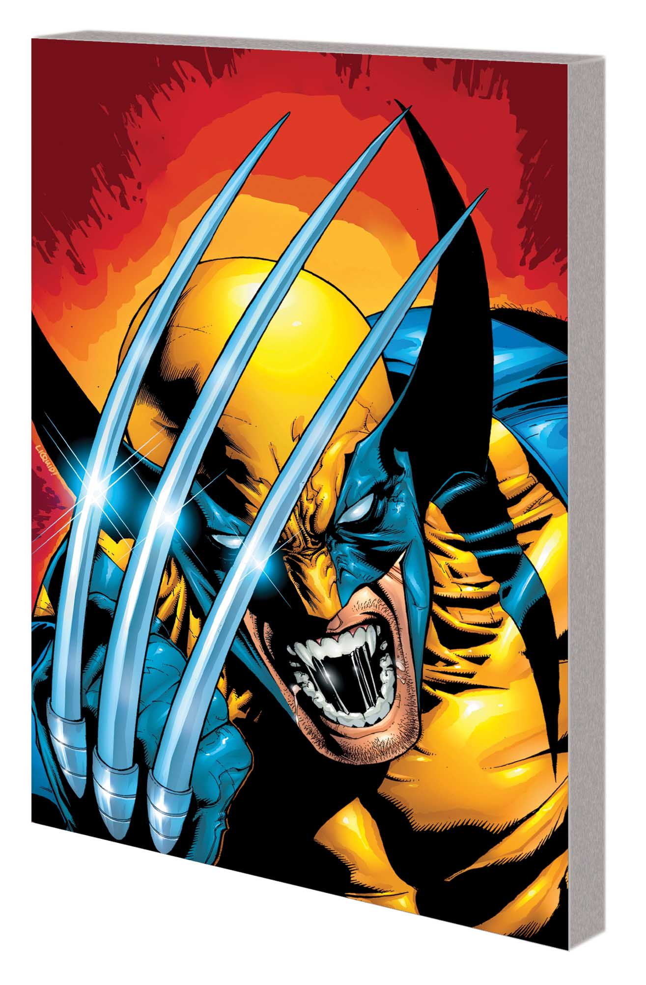 Essential Wolverine (Trade Paperback)
