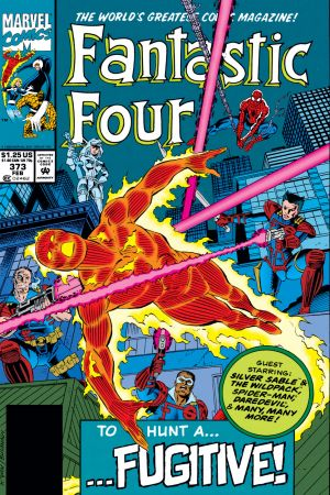Fantastic Four (1961) #373