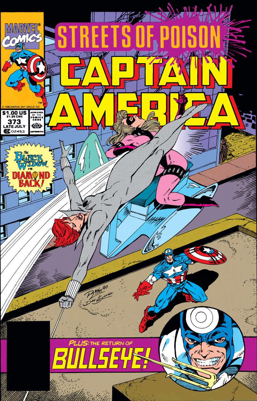 Captain America (1968) #373