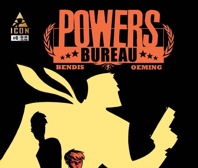 POWERS: BUREAU 8