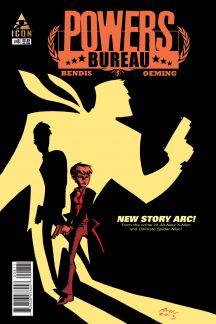 Powers: Bureau #8