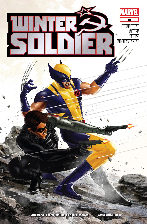 Winter Soldier (2012) #12