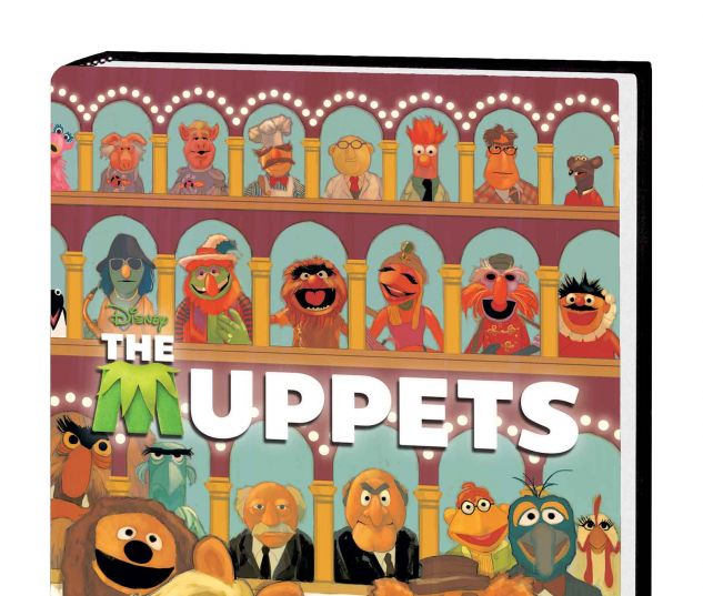 THE MUPPETS OMNIBUS HC NOTO COVER (DM ONLY)