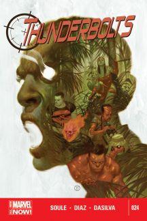 Thunderbolts (2012) #24