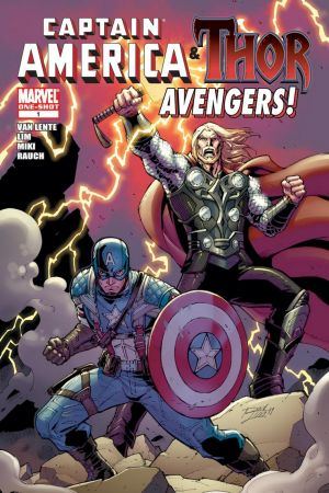 Cap and Thor! Avengers (2010) #1
