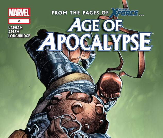 Age of Apocalypse (2012) #6