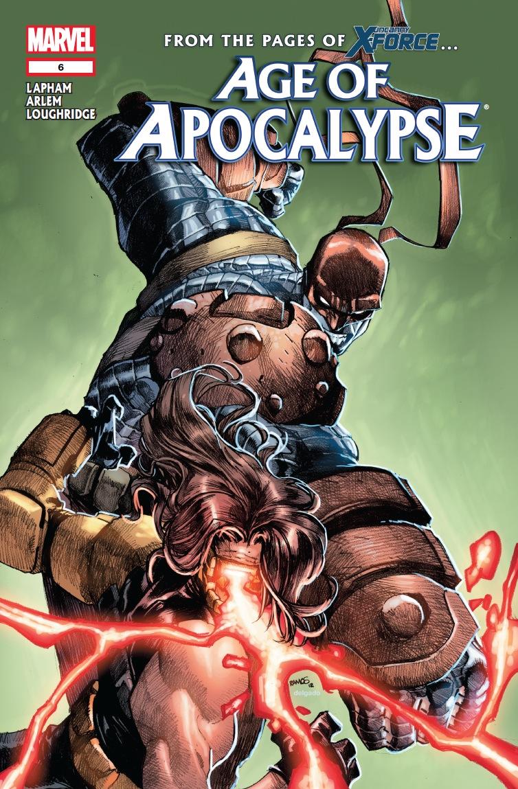 Age of Apocalypse (2011) #6