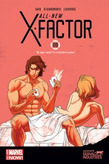 All-New X-Factor (2014) #9