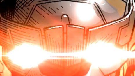 Marvel AR: Infinity #4 Cover Recap