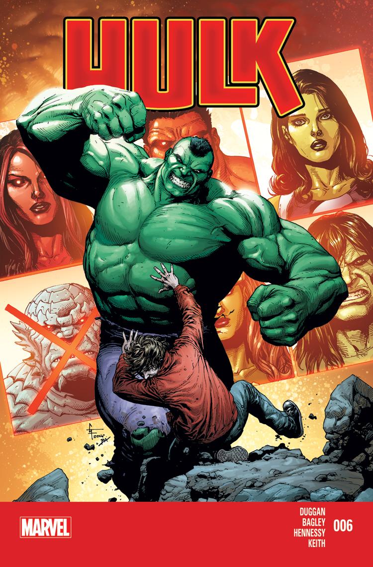Hulk (2014) #6