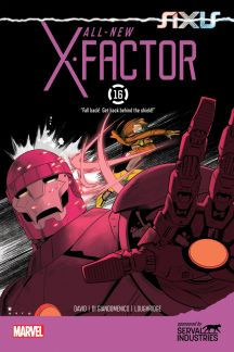 All-New X-Factor (2014) #16