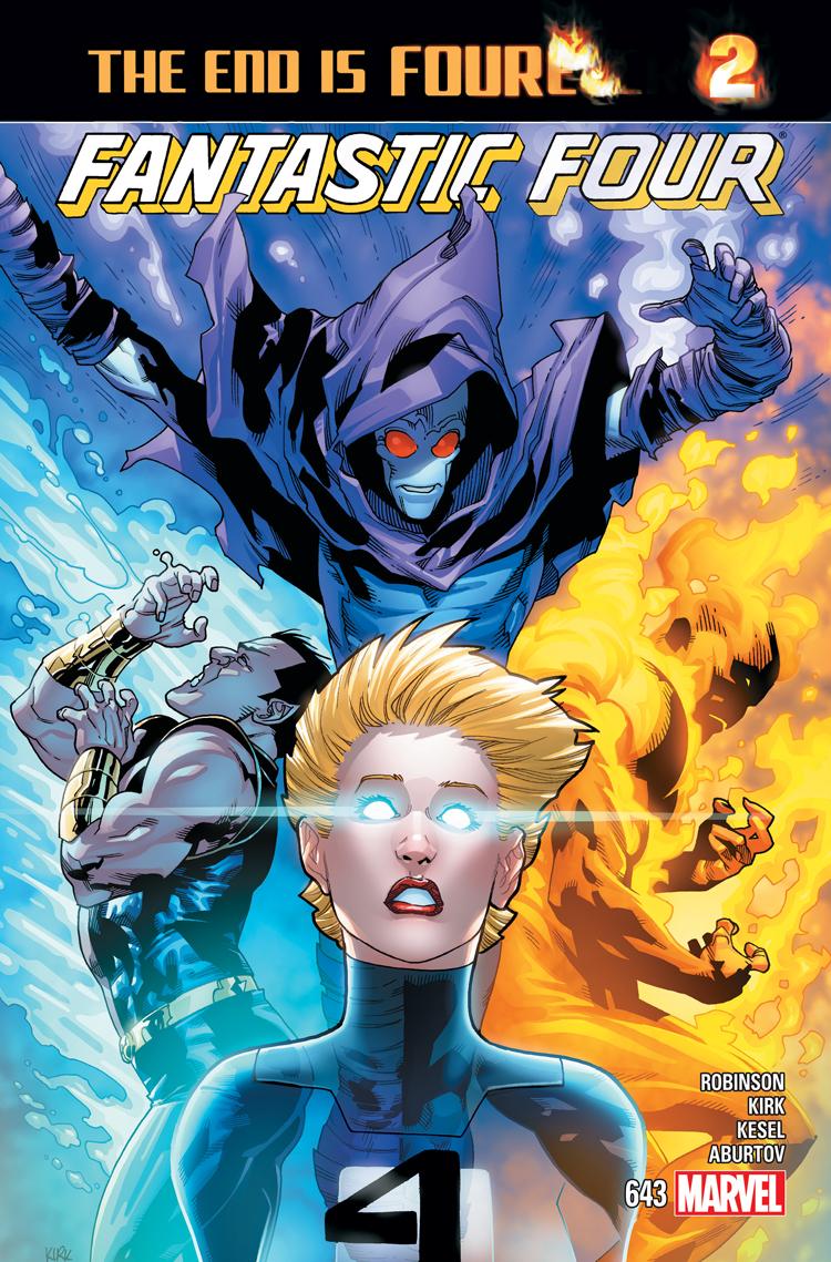 Fantastic Four (2014) #643
