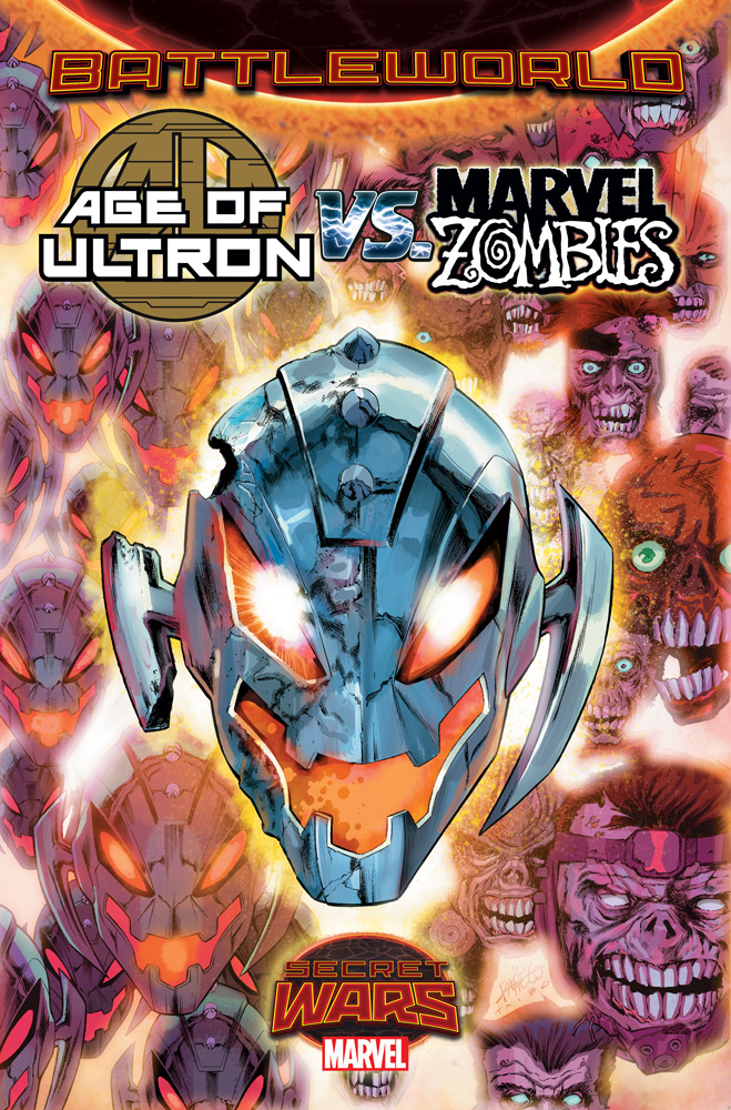 Age of Ultron Vs. Zombies (2015) #1